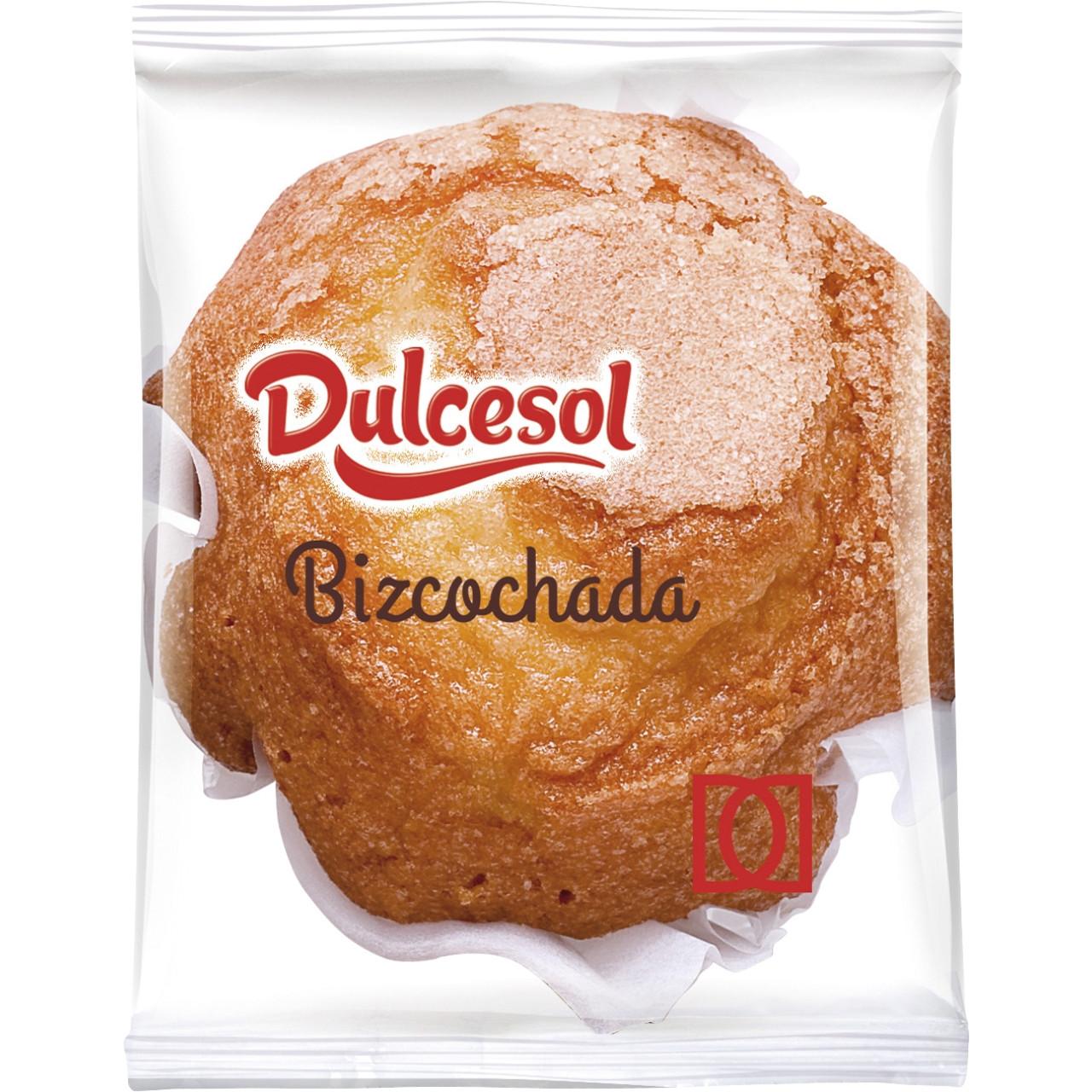 Dulcesol-bizcochadas 65g-30u
