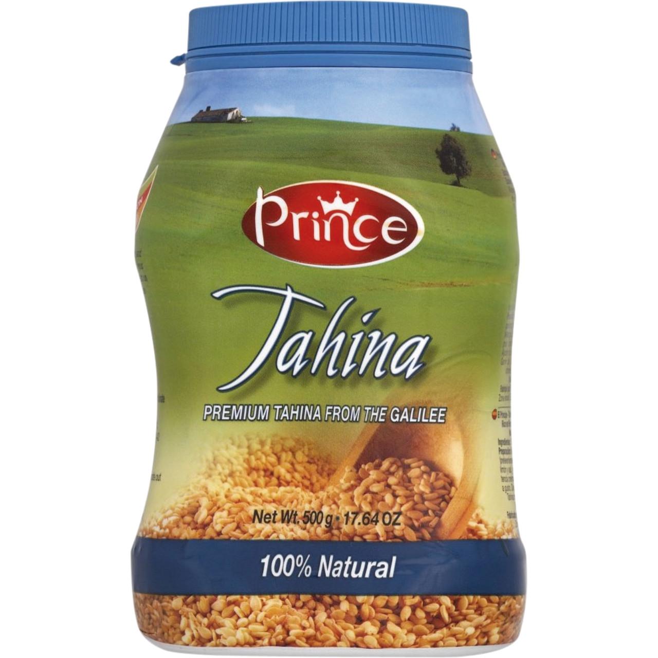 Prince-tahini natural