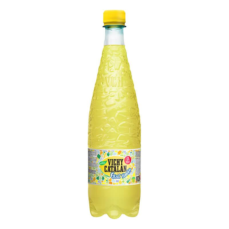Vichy catalán fruit llimona 1,2l pet - 6u