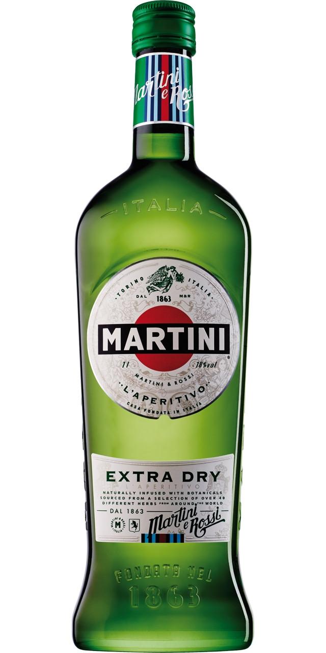 Martini blanc sec dry