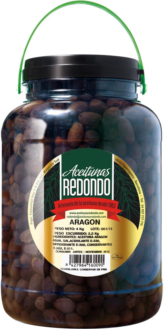 Oliva aragó Redondo