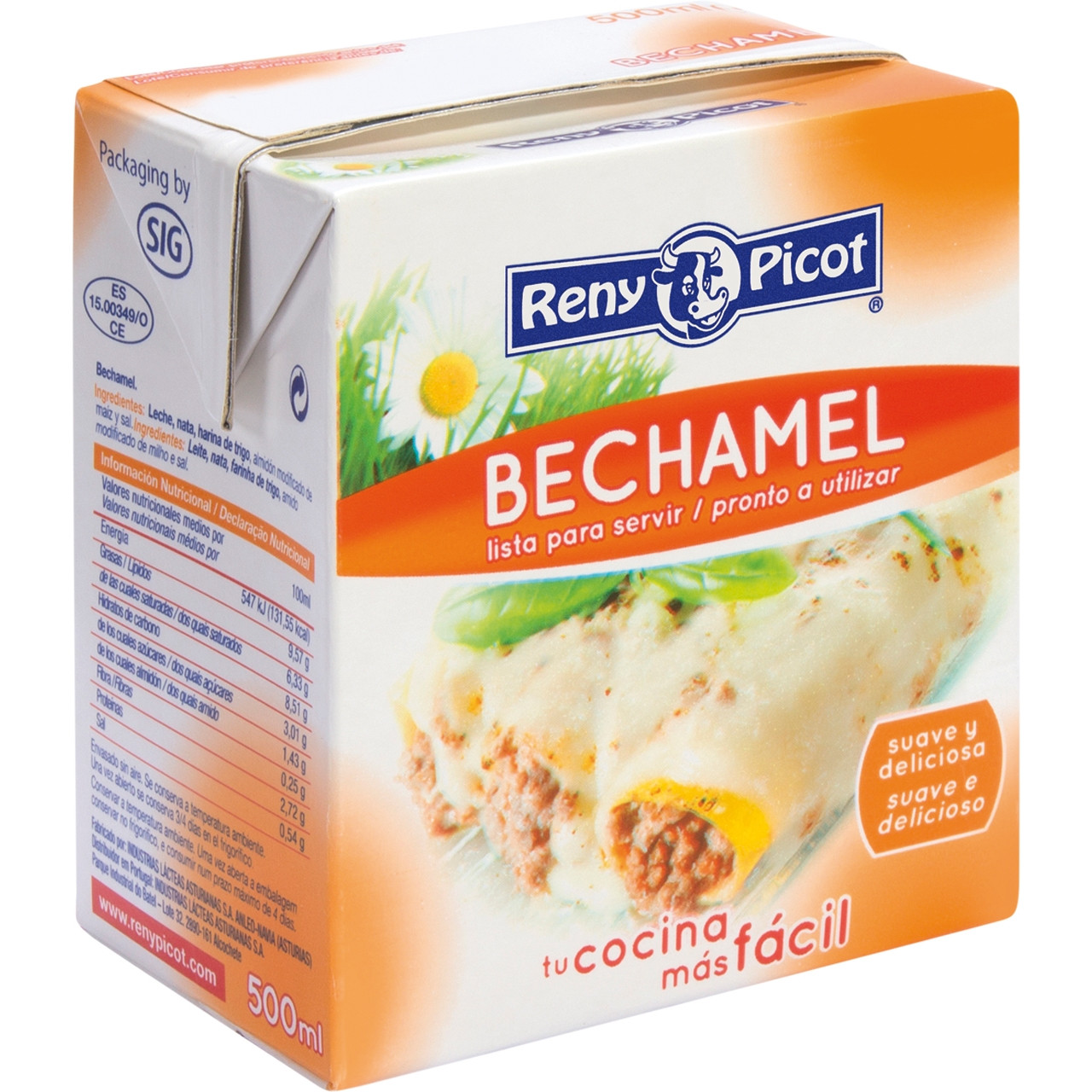 Salsa beixamel Reny Picot bric