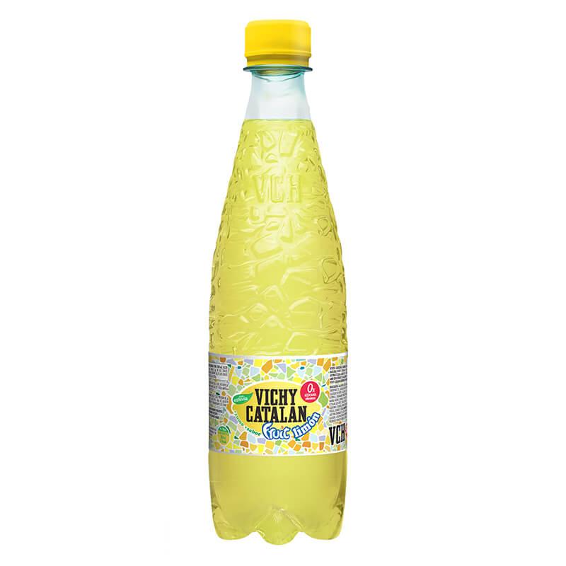 Vichy catalán fruit llimona sr 50cl-24u.