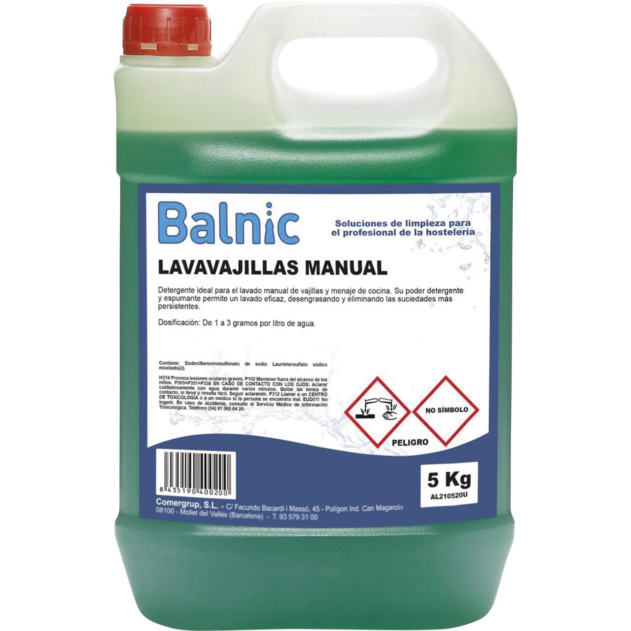Balnic rentavaixelles manual