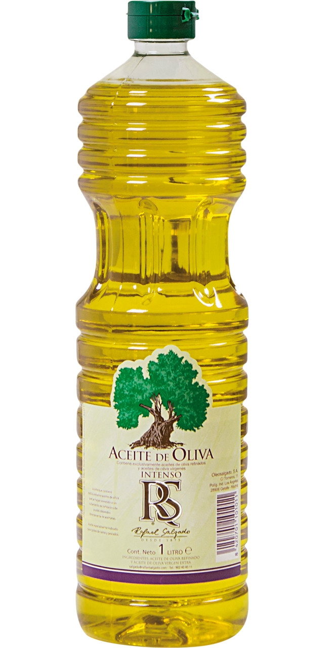 Rs oli d'oliva intens 1º