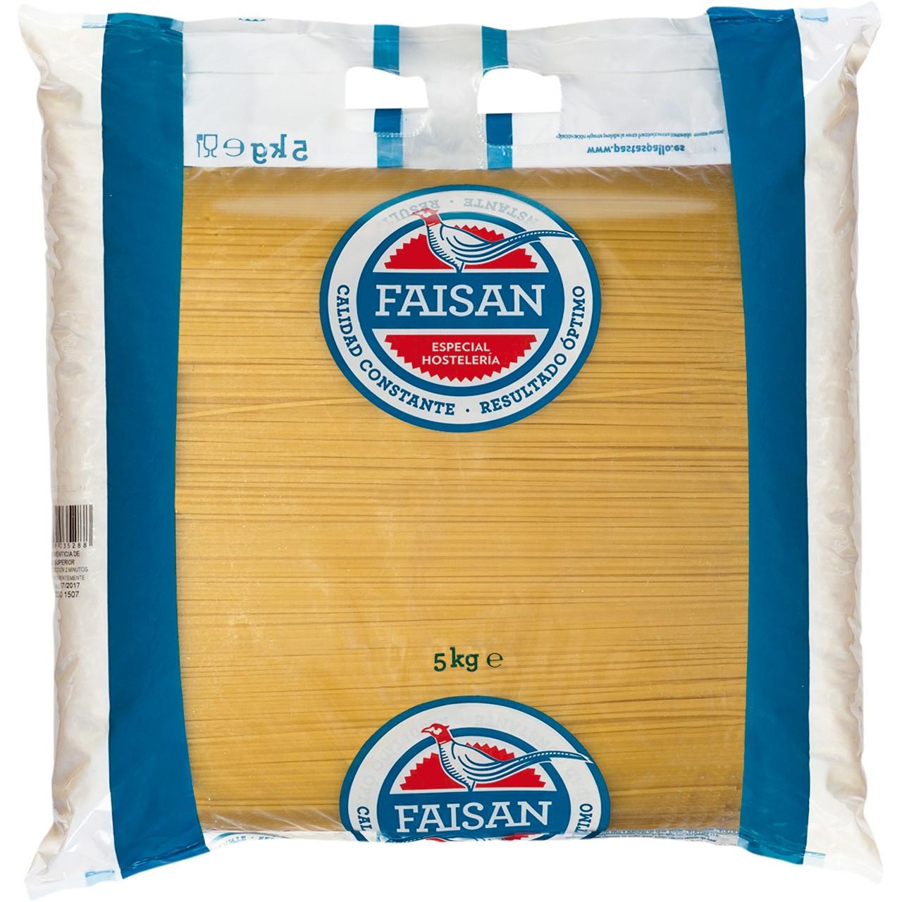 Espagueti 3  Faisán