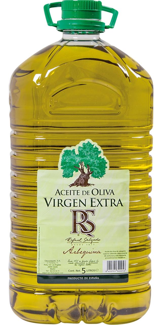 Rs oli d'oliva verge extra arbequina