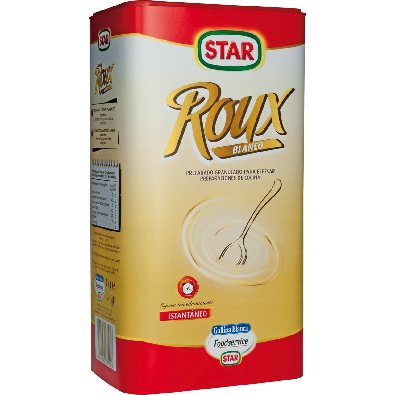 Roux blanc deshidratat Gallina blanca