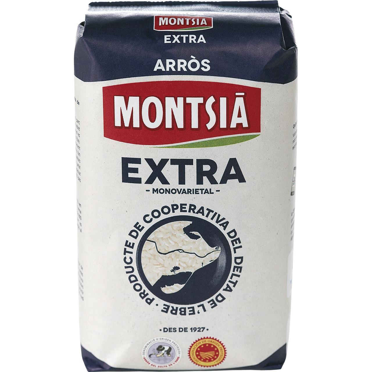 Arròs 1kg extra Montsià