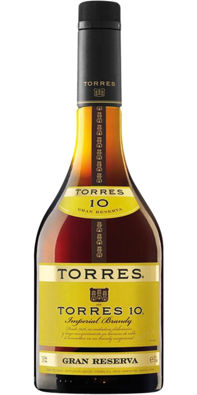 Torres 10 anys