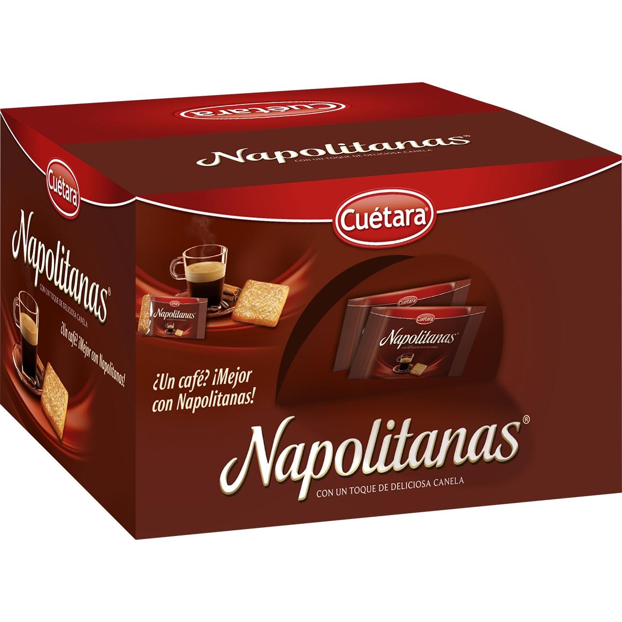 Napolitanes cortesia
