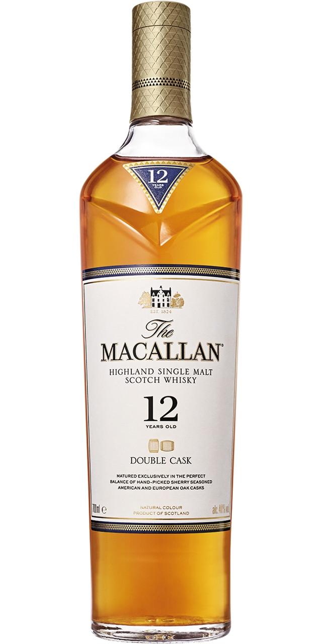 The Macallan 12 anys