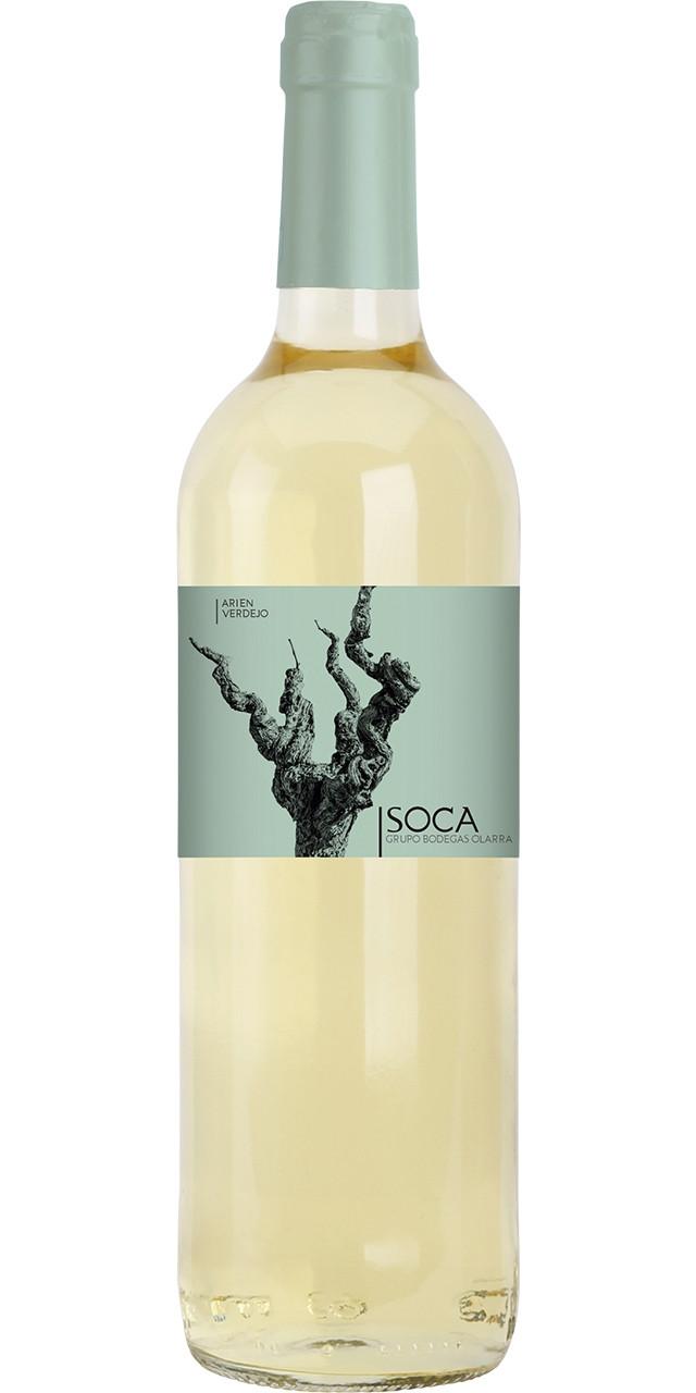 Soca vi blanc verdejo