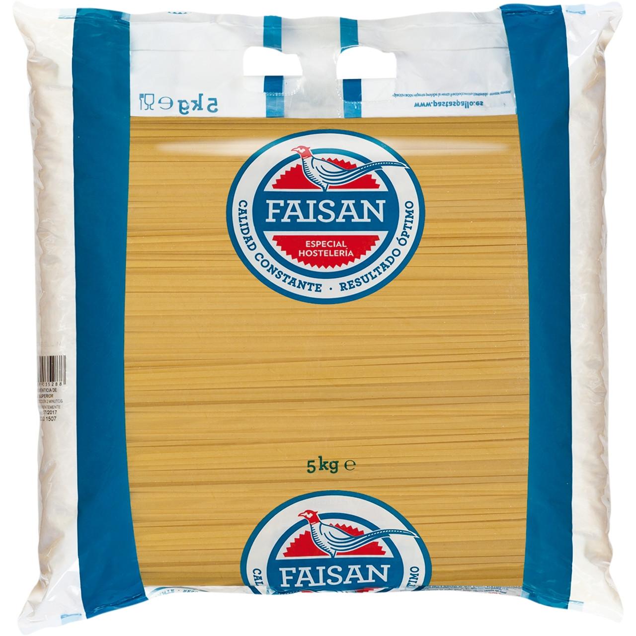 Tallarina Faisán