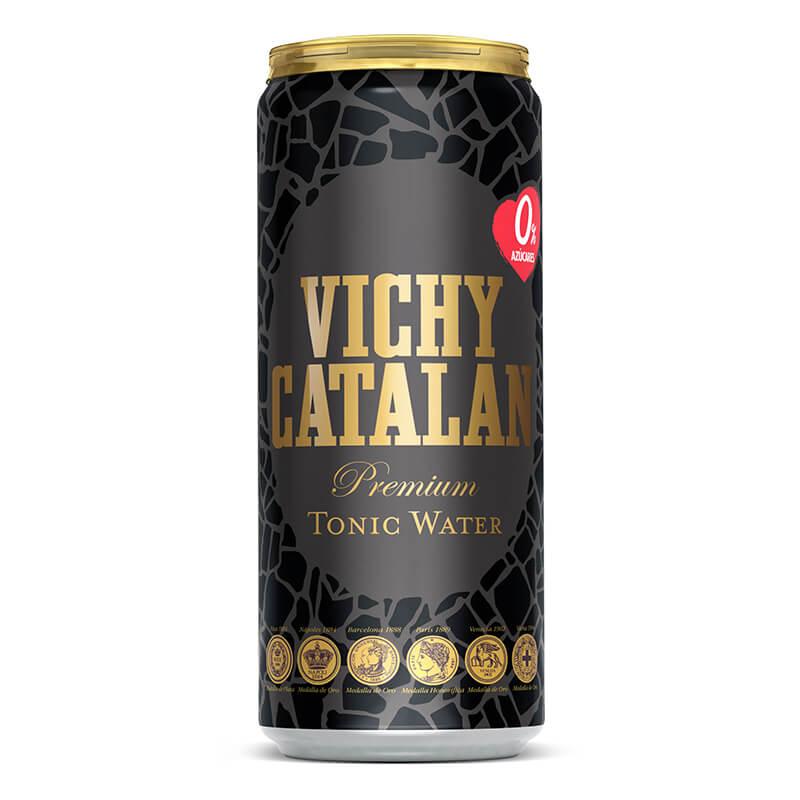 Llauna vichy tonic water  - 24 un