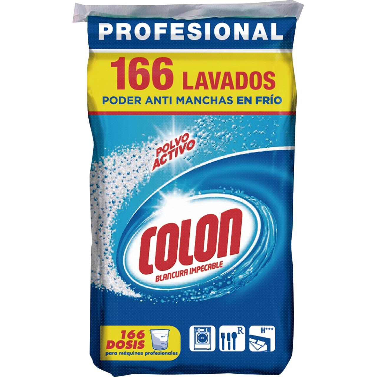 Colon professional 166 dosis