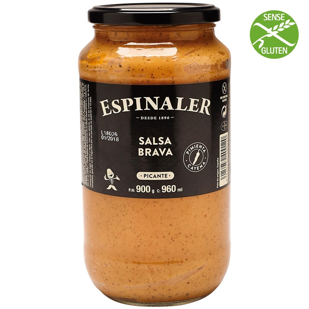 Espinaler-salsa brava