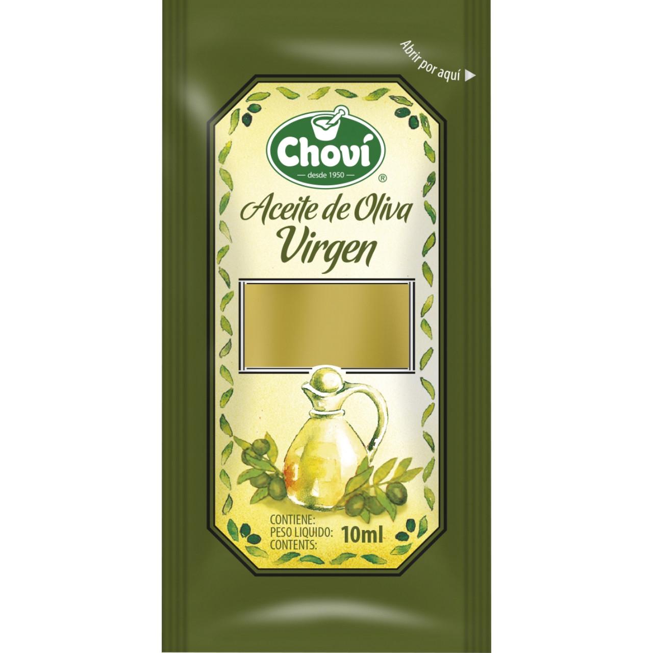 Oli oliva verge extra sobre Chovi
