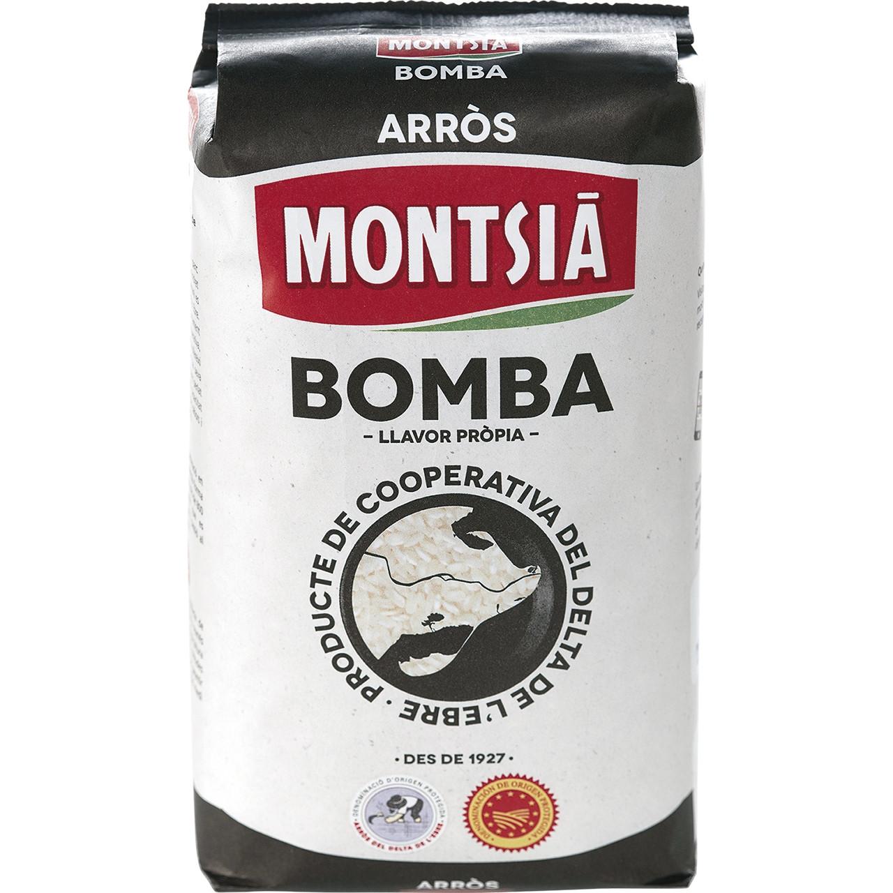 Arròs bomba Montsià 1kg