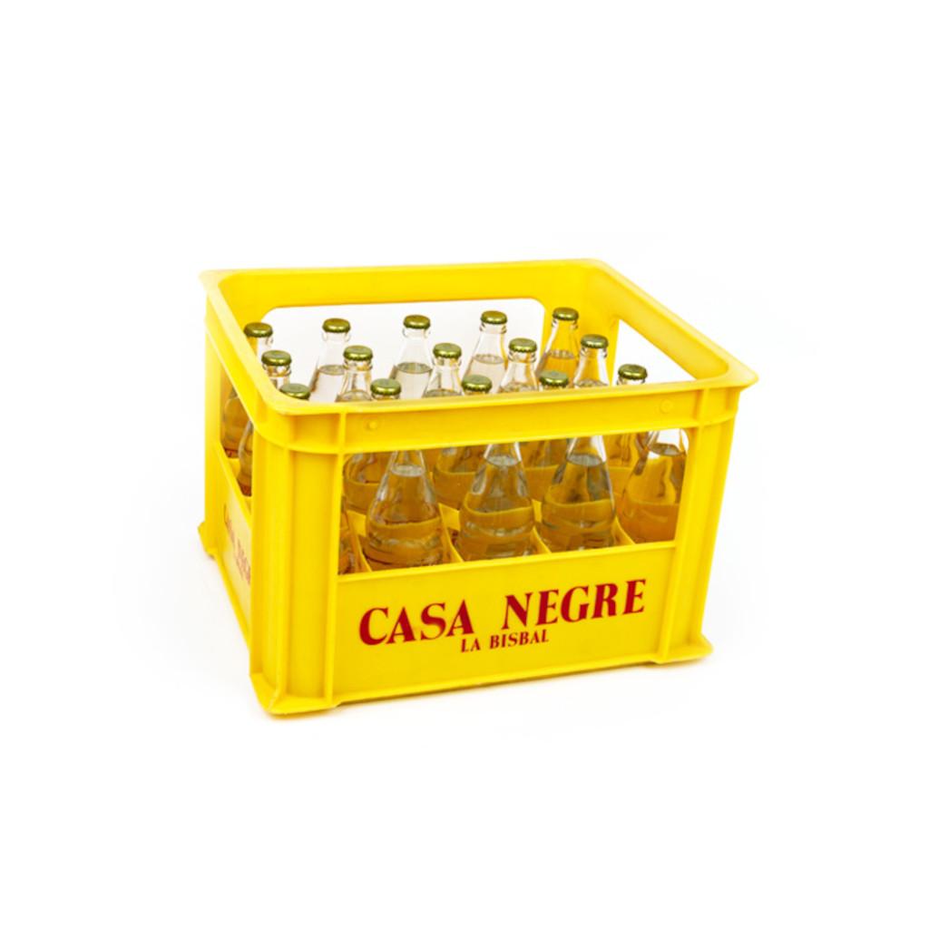 Gasosa Casa Negre 1/2 corona envàs retornable