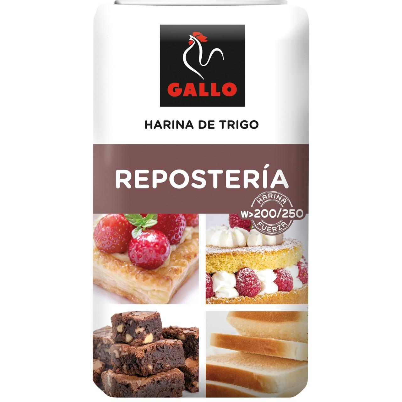 Farina Gallo reposteria