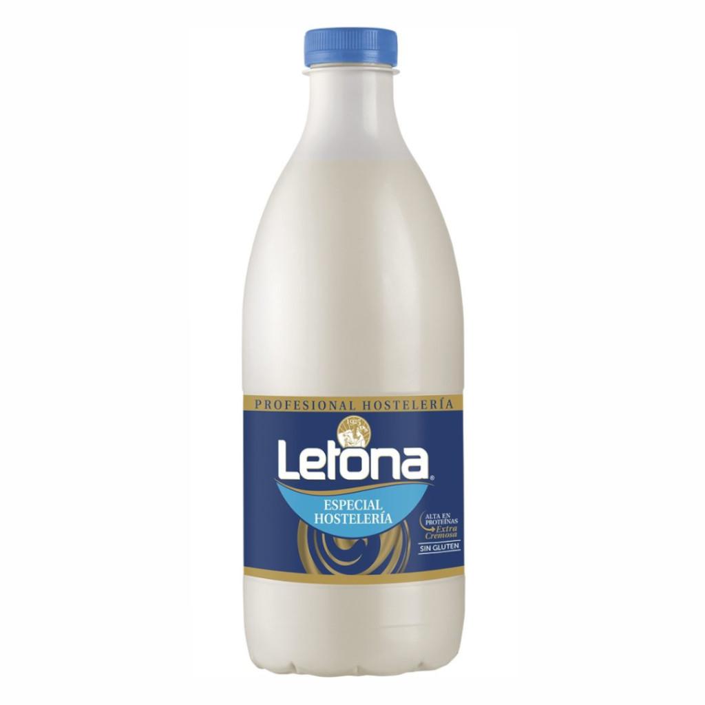 Letona UHT sencera ampolla