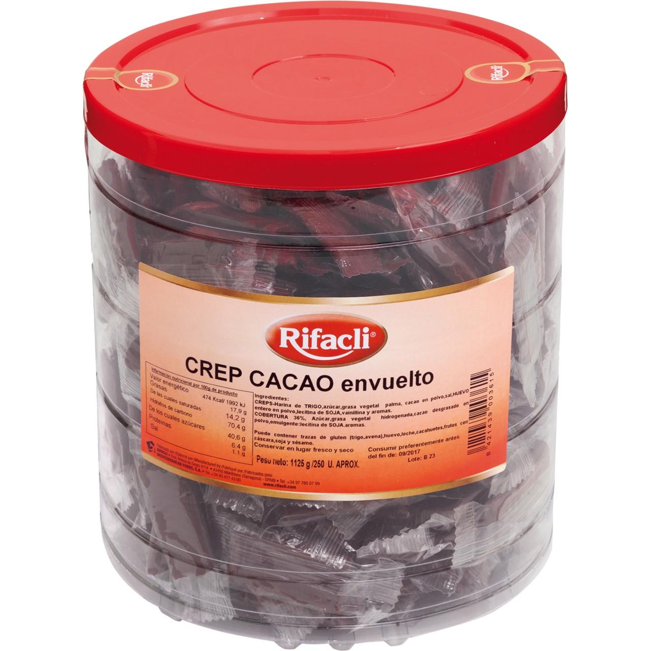 Rifacli-crep al cacao 1.125g