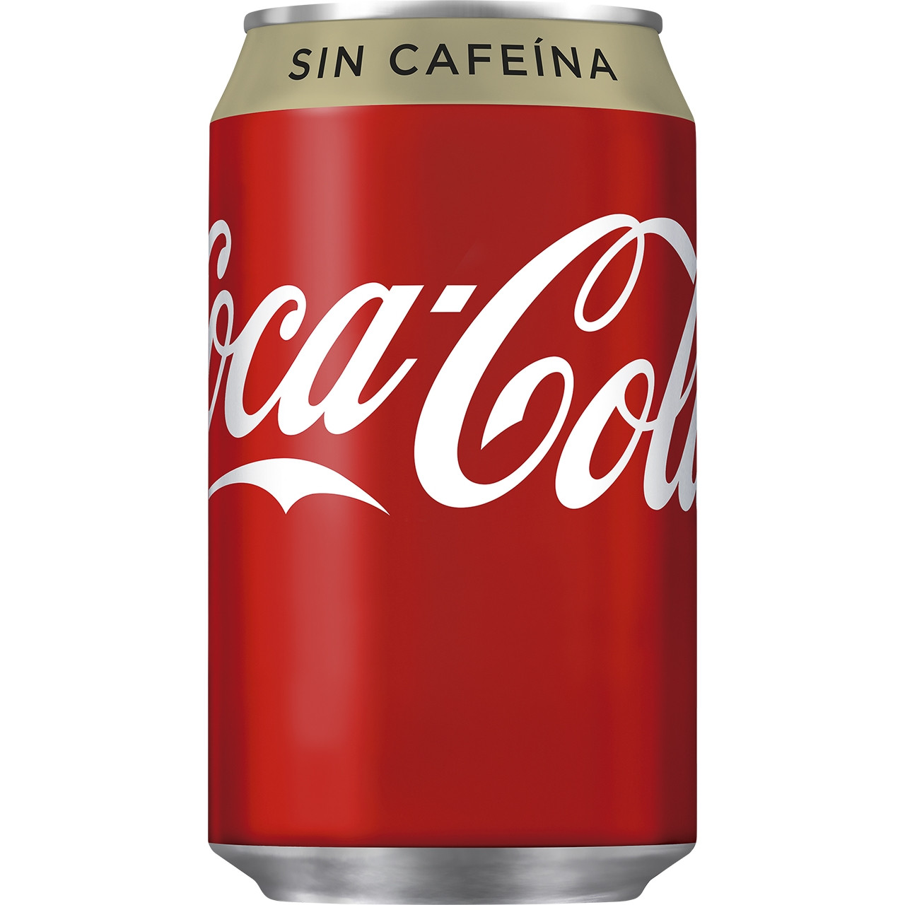 Llauna coca cola s cafeina 24u