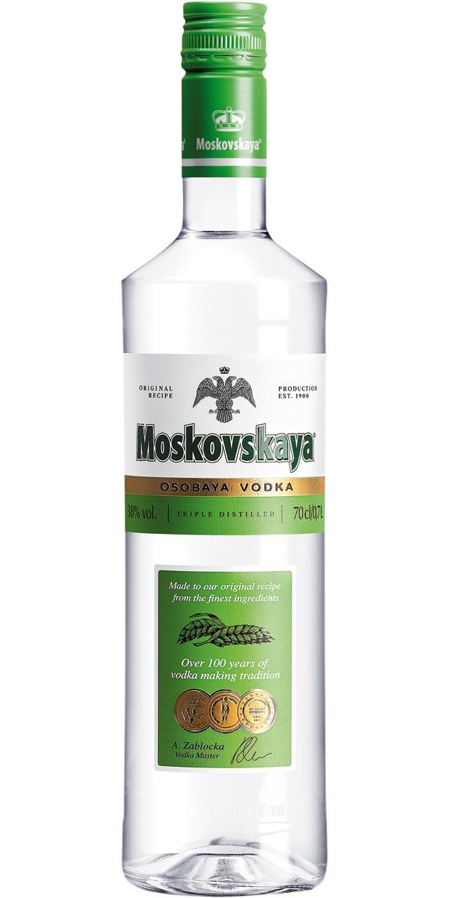 Moskovskaya 70 cl (i)