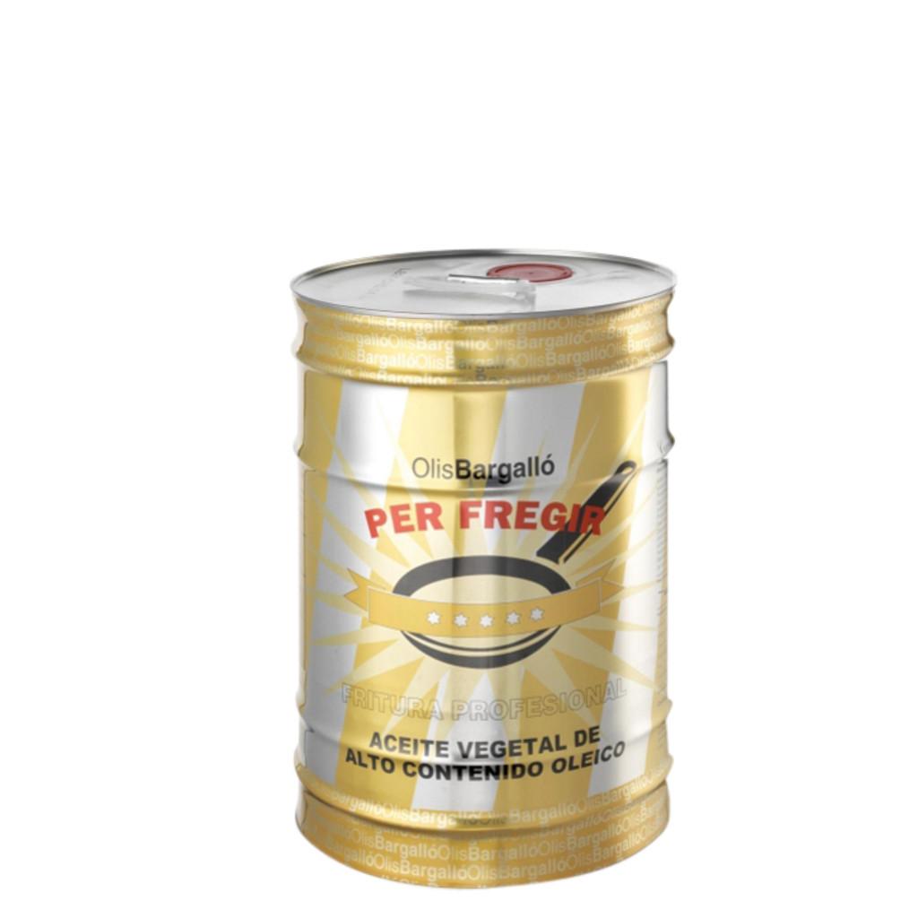 Per fregir oli fregir llauna Bargalló