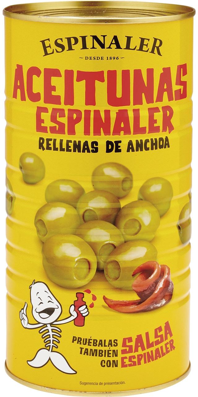 Espinaler-farcida anxova 1,4kg (pes esc. 600g)
