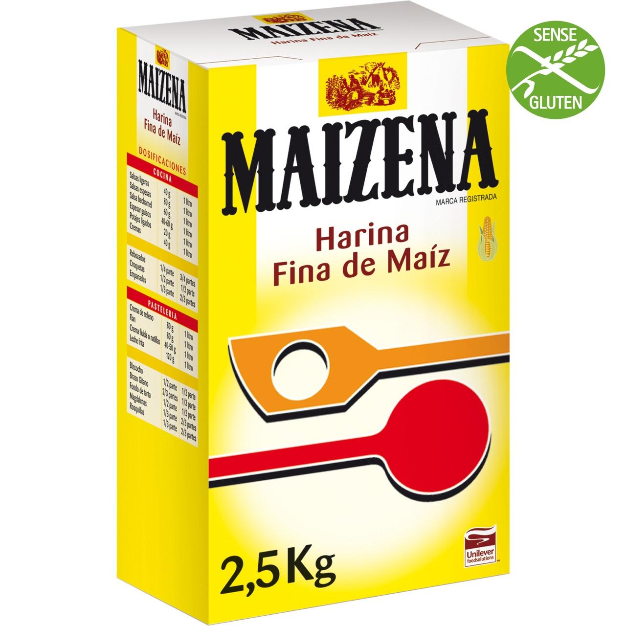 Maizena -farina  blat