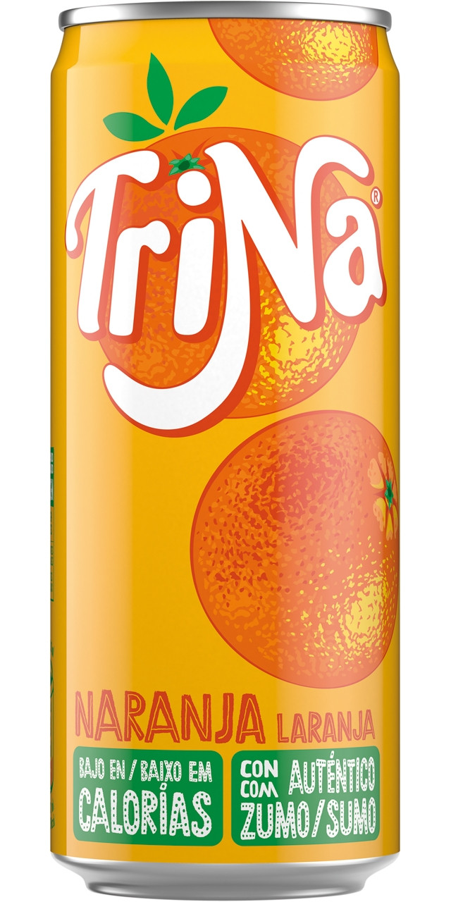 Llauna trina taronja 24u