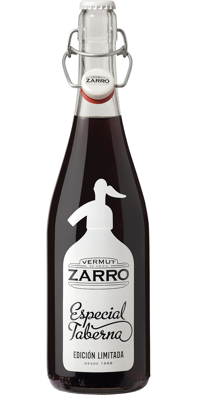 Zarro vermut especial taberna