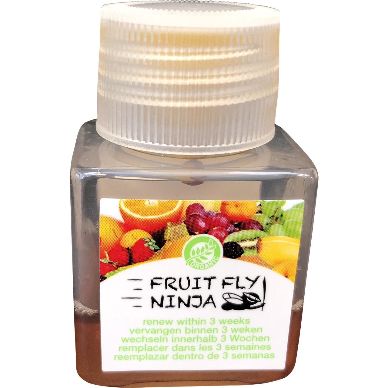 Fruit fly ninja 3x5cm