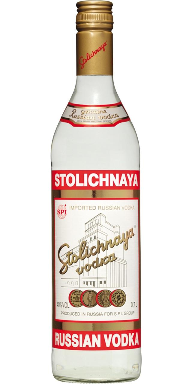 Vodka stolichnaya 70 cl (i)