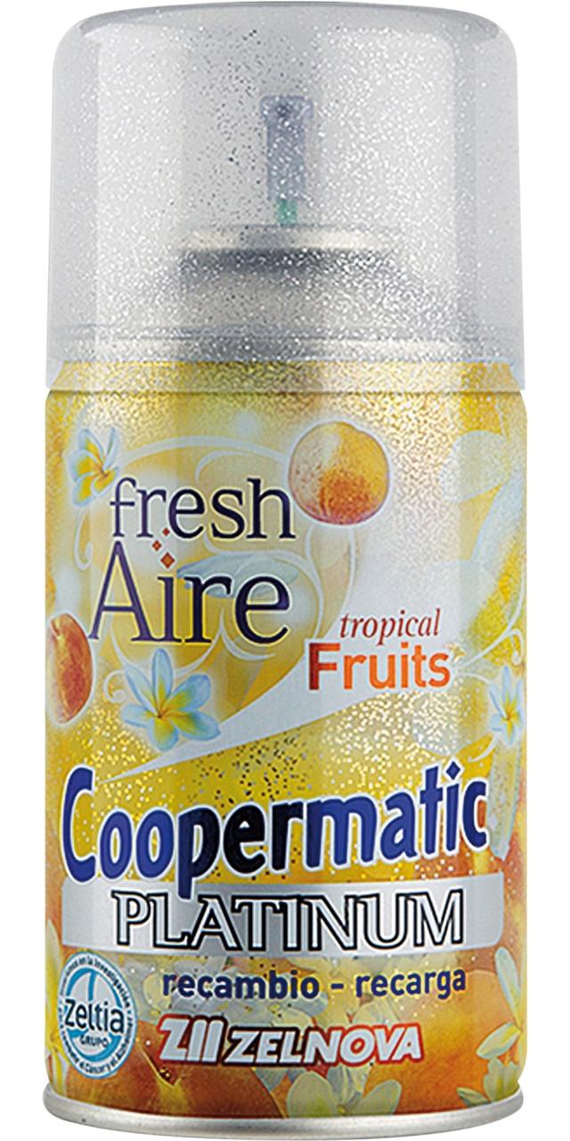 Ambientador Coopermatic platinum fruits tropicals