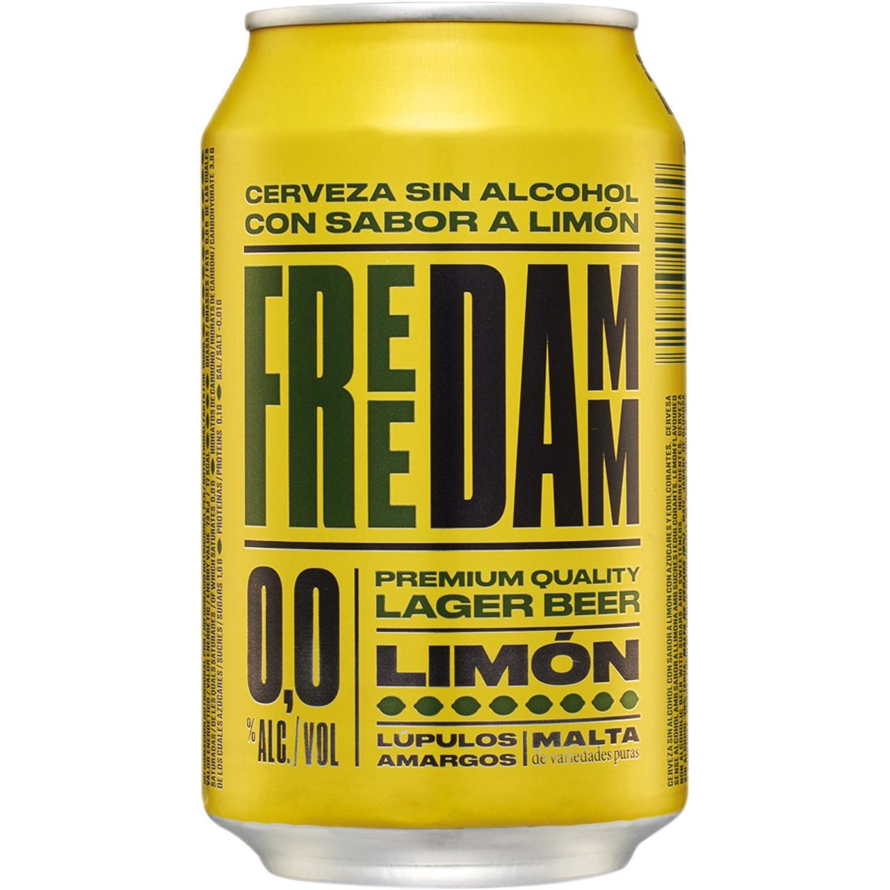 Llauna free lemon