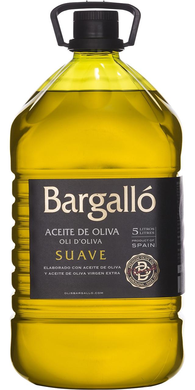 Oli oliva suau Bargalló