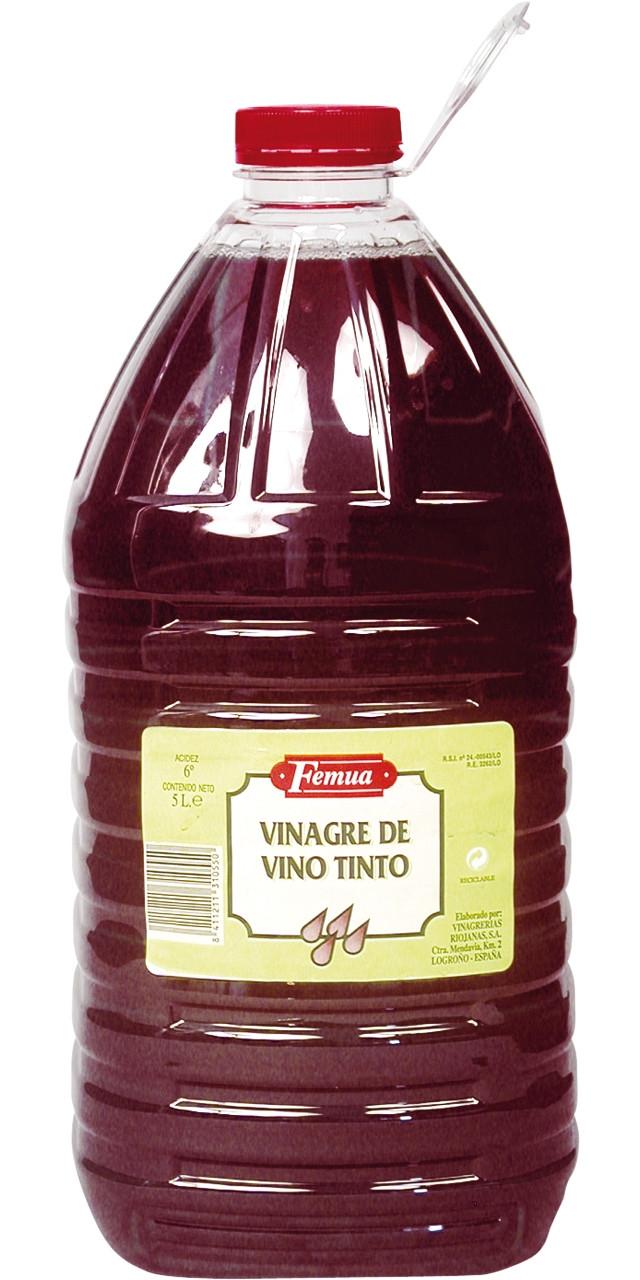 Vinagre vi negre Femua