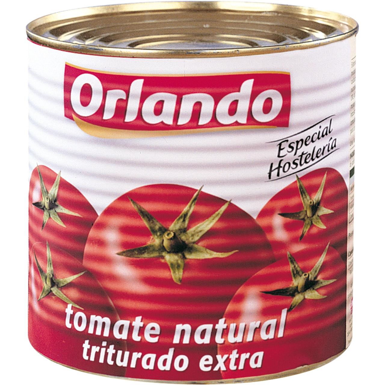 Tomàquet triturat Orlando