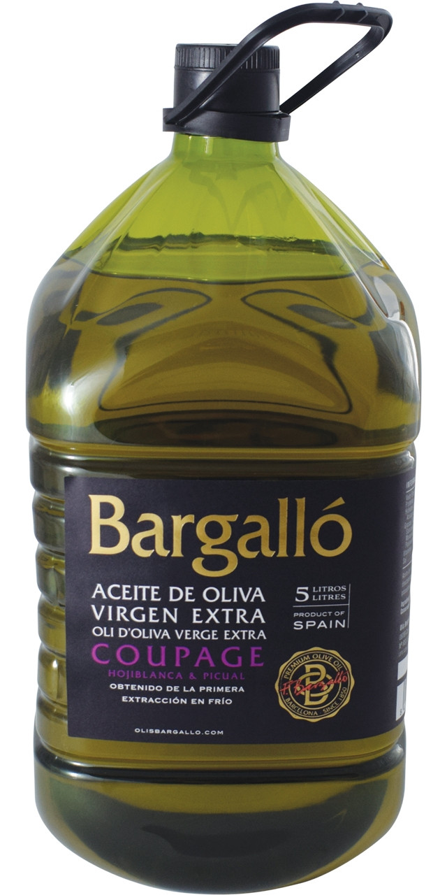 Oli verge extra coupage Bargalló
