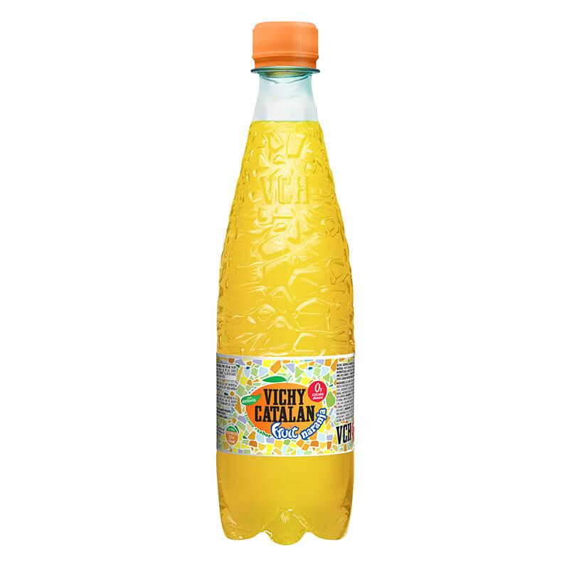 Vichy catalán fruit taronja sr 50cl-24u.