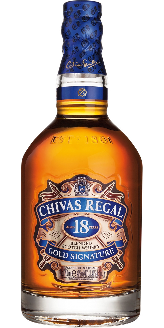 Chivas 18 anys