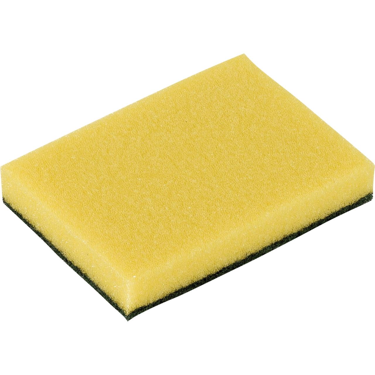 Fregall verd+esponja Pla