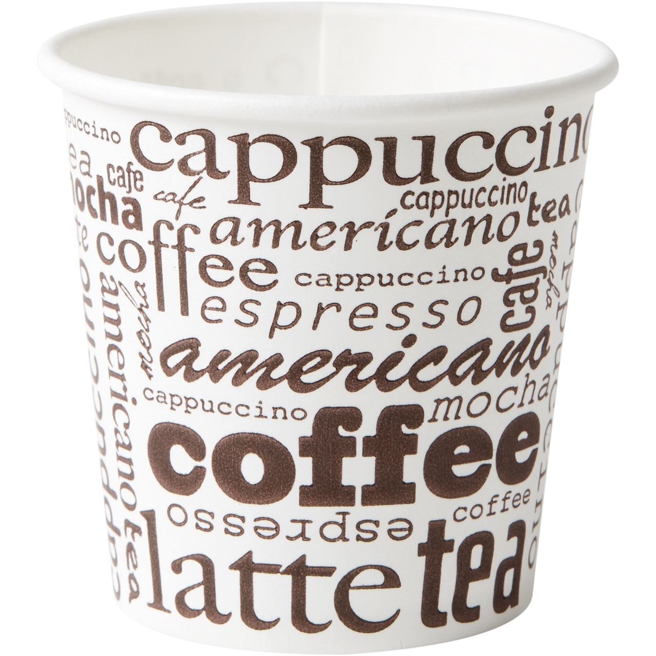 Got cafè paper 4oz
