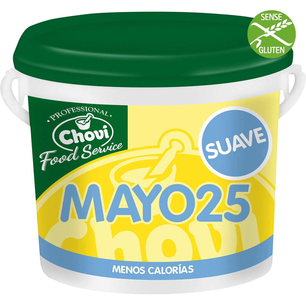 Mayo25 salsa fina Chovi