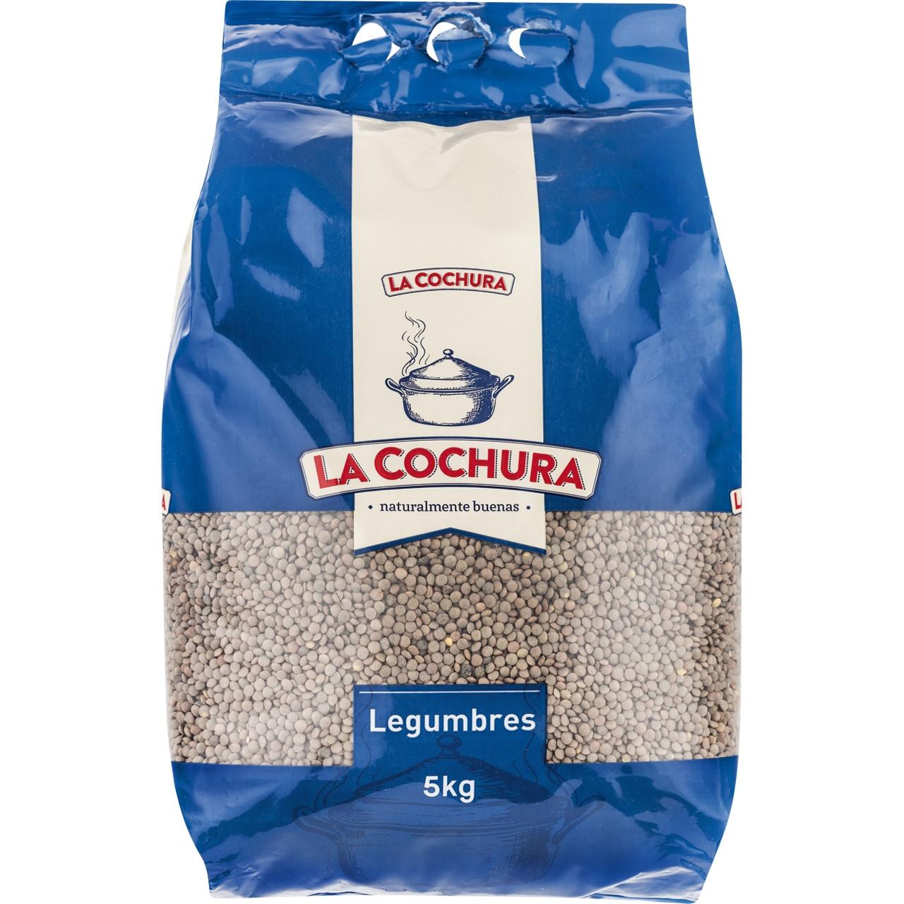 Llentia pardina La Cochura