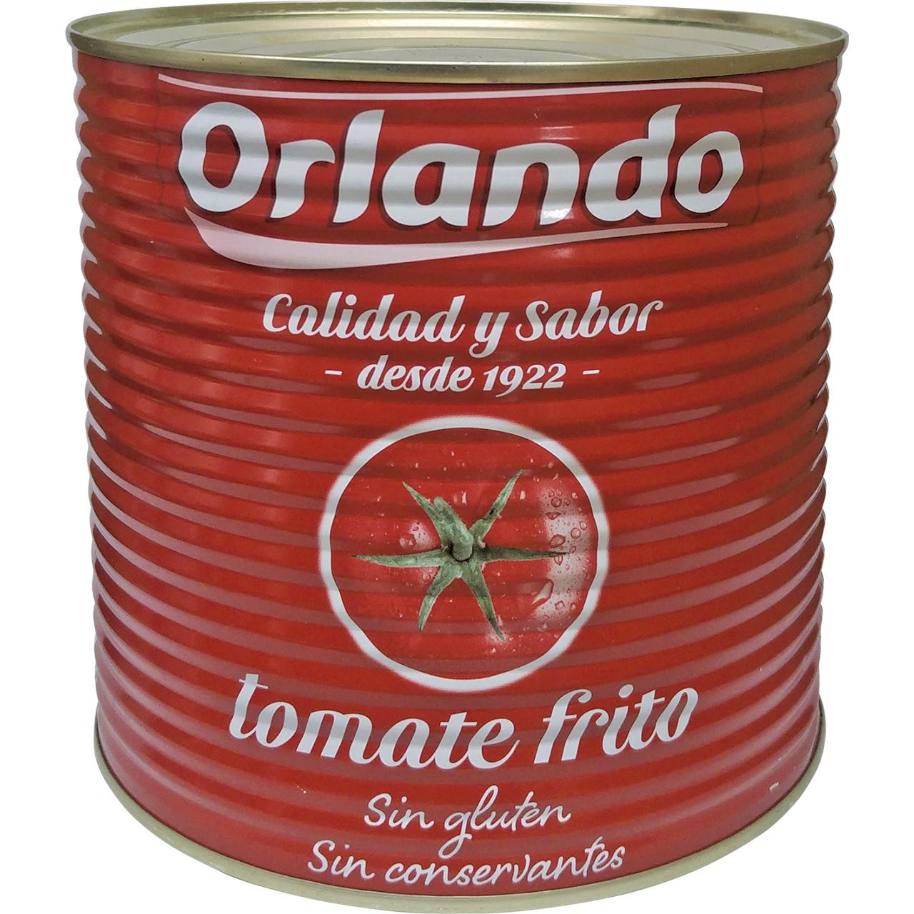 Tomàquet fregit Orlando