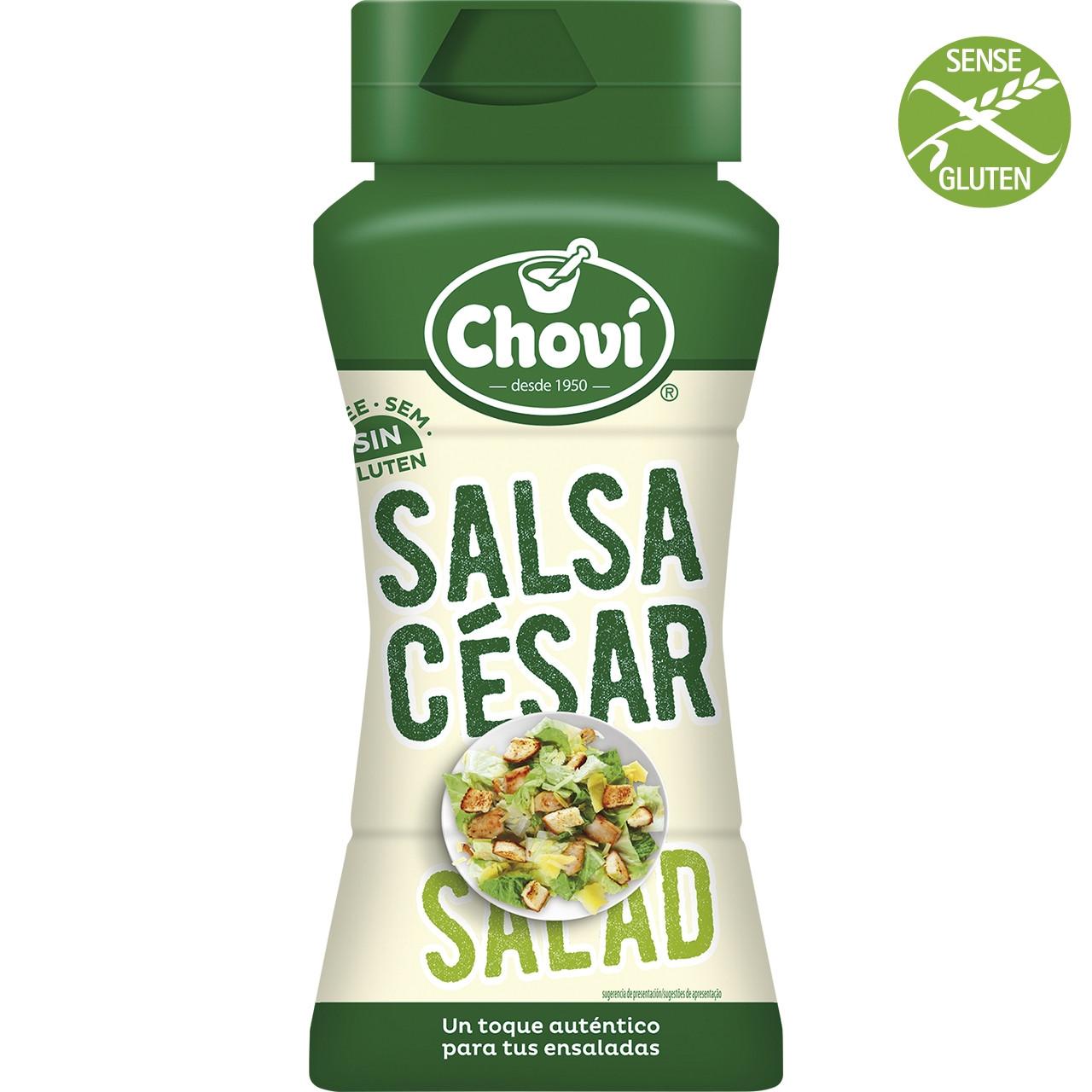 Salsa amanida césar Chovi